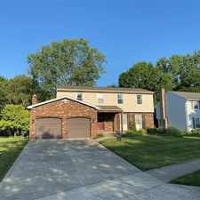 Rental info for Fantastic Home in Westerville in the Westerville area