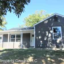 Rental info for 608 Morningside Dr in the East Campus area