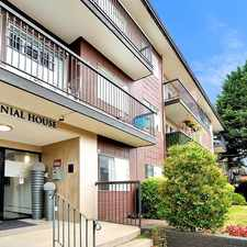Rental info for Colonial House Apartments in the Surrey area