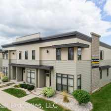Rental info for 75 Dawes Street Unit A in the Oshkosh area
