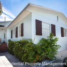 Rental info for 3430 Eagle Ave #4 in the Key West area