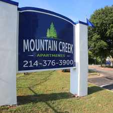 Rental info for Mountain Creek Apartments in the Highland Hills area