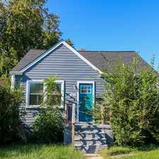 Rental info for Sweet 4BR, 2BA home in the Lochearn area