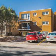 Rental info for 2 Bedroom Downtown Regina Renovated Apartment Near General Hospital in the Old 33 area