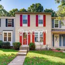 Rental info for 17 Dallington Ct, Perry Hall, MD, 21128 in the Perry Hall area