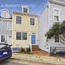 Rental info for 107 Northwest Street in the Annapolis area
