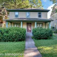 Rental info for 817 7th St SE in the Dinkytown area