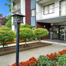 Rental info for Lynn Gary Apartments in the New Westminster area