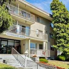 Rental info for Sherbrooke Manor Apartments in the New Westminster area