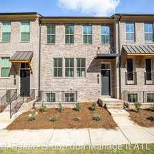 Rental info for 2511 Great Silver Fir Alley in the Dunwoody area