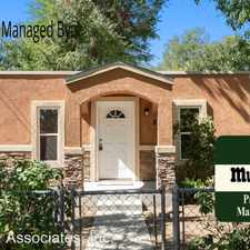 Rental info for 822 S Logan Ave in the Memorial Park area