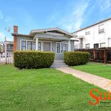 Rental info for 4384 Iowa St in the North Park area
