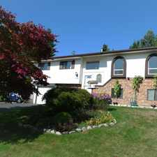 Rental info for (ORCA_REF#8323)*LOVELY FAMILY 4BD/2.5BA+DEN HOUSE WITH ENCLOSED YARD AND HUGE DECK* in the Abbotsford area