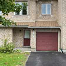 Rental info for 196 Forestcrest St in the Orleans area