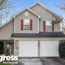 Rental info for 3187 Liberty Commons Dr Nw in the Acworth area