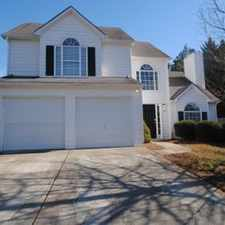 Rental info for 4421 Grove Dr Nw in the Acworth area
