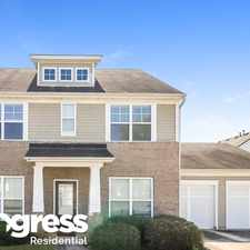Rental info for 502 Sweet Bay Ct in the Canton area