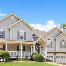 Rental info for 208 Moore Valley Way in the Canton area
