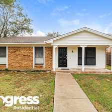 Rental info for 6628 Brookdale Dr in the Watauga area