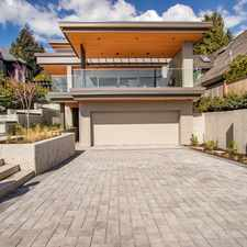 Rental info for 2879 Bellevue Ave in the West Vancouver area