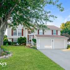 Rental info for 706 Mallory Dr in the Belton area
