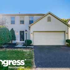Rental info for 6134 Northcliff Blvd in the Dublin area