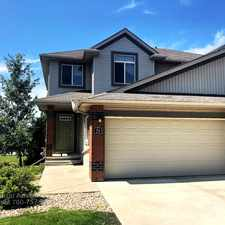 Rental info for 1128 156 St Nw in the Terwillegar South area