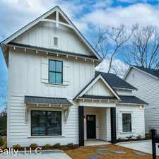 Rental info for 1501 Cottage Grv in the Mountain Brook area