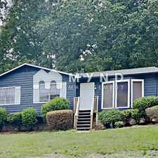 Rental info for 6500 Kathy Cir in the Trussville area