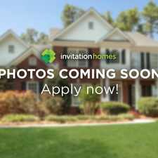 Rental info for 1540 Township Ter in the McDonough area