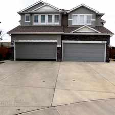 Rental info for 3634 9 St Nw in the Tamarack area