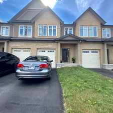 Rental info for 807 Cedar Creek Dr in the Gloucester-south Nepean area