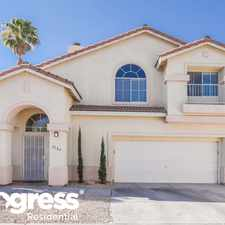Rental info for 2189 Lovely Rita Ct in the Green Valley South area