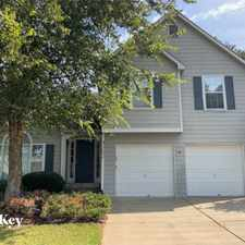 Rental info for 4580 Grove Park Way Nw in the Acworth area