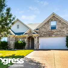 Rental info for 4091 Becky Sue Trl in the Olive Branch area