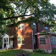 Rental info for 400 Blair Court in the East Campus area