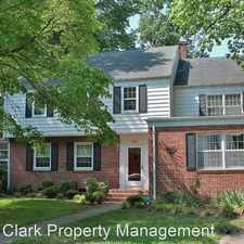 Rental info for 457 Hariton Court in the Wards Corner area