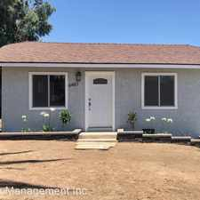 Rental info for 4487 Nellie St in the Ramona area