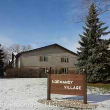 Rental info for Normandy Village in the Oshkosh area