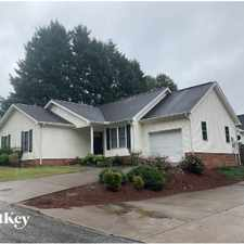 Rental info for 1466 Lewisburg Pointe Drive in the Clemmons area