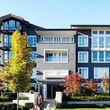 Rental info for Fremont Living in the Port Coquitlam area