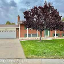 Rental info for 9145 S. Mockingbird Cir. in the Cottonwood Heights area