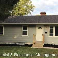 Rental info for 11016 Newton Ave in the Hickman Mills area
