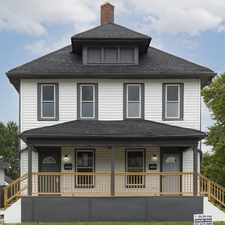 Rental info for 1504 Leonard Street in the Fountain Square area