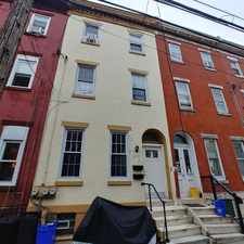 Rental info for 852 N 20th Street - First Floor in the Fairmount - Art Museum area