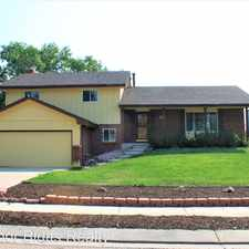 Rental info for 6815 Dauntless Court in the Rockrimmon area