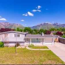 Rental info for 7097 S Deville Dr in the Cottonwood Heights area