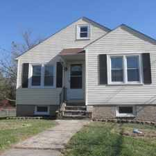 Rental info for 6704 Richardson Rd/ Charming 3 bedroom 2 bath house in the Lochearn area