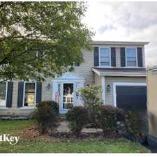 Rental info for 5241 Frisco Drive in the Hilliard area