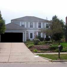Rental info for 6355 Valley Stream Drive in the Dublin area